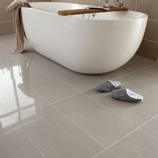 Bathroom Floor Installation - Flooring Dillon, Montana