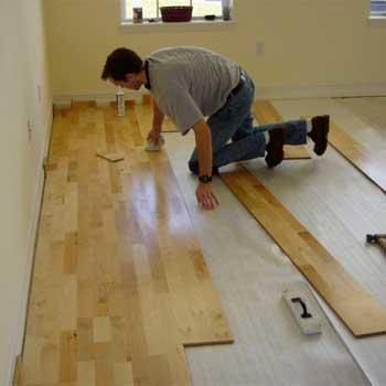 Virginia Floating Floors - JPW Flooring